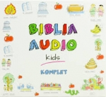Biblia Audio Kids. Komplet 3 płyt. Audiobook