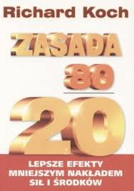 Zasada 80/20 - Richard Koch