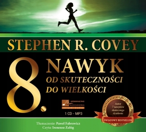 8 nawyk. Audiobook - Stephen R. Covey